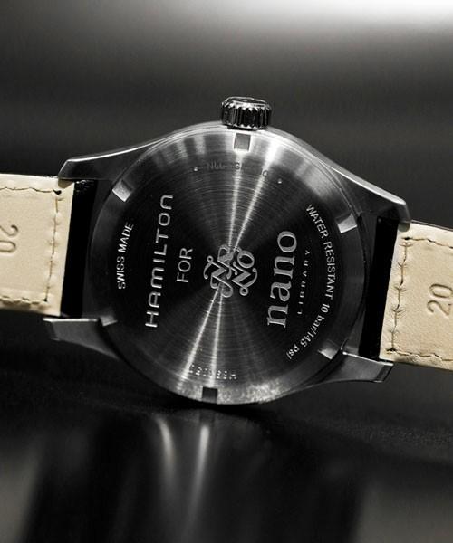 「本物」はやっぱりかっこいい。HAMILTONで選ぶ一生モノのメンズ腕時計 5番目の画像