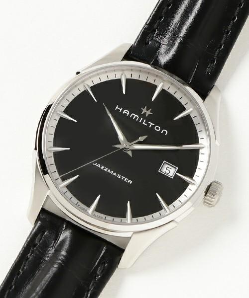 「本物」はやっぱりかっこいい。HAMILTONで選ぶ一生モノのメンズ腕時計 7番目の画像