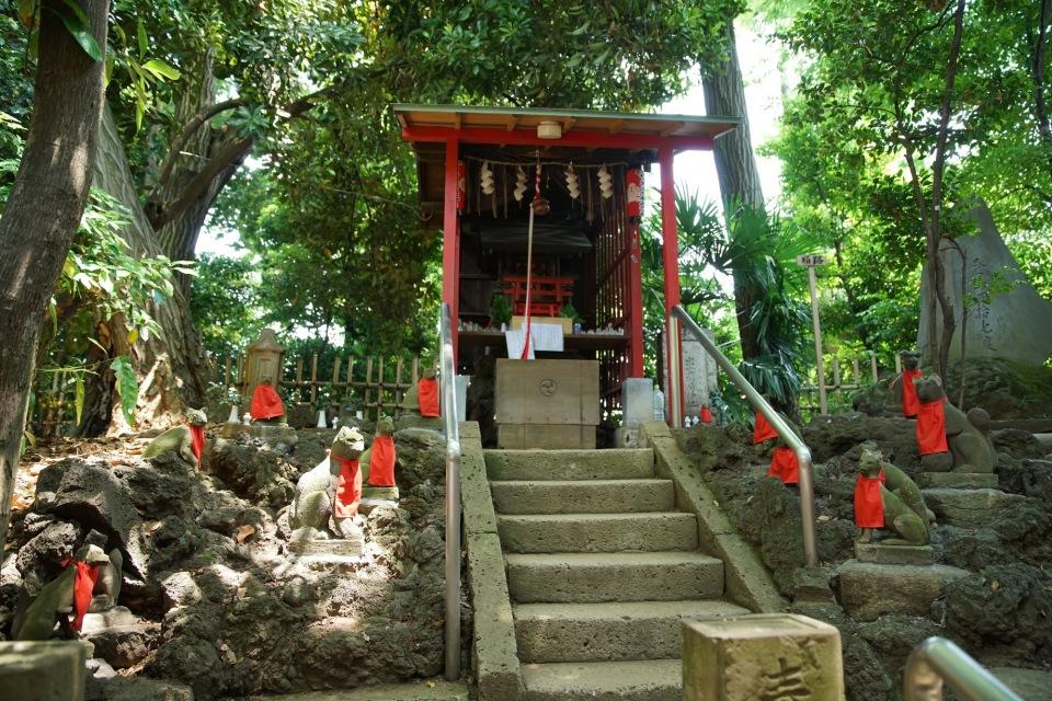 出世ができる神社でパワー注入。東京23区内にある5つの出世稲荷神社 1番目の画像