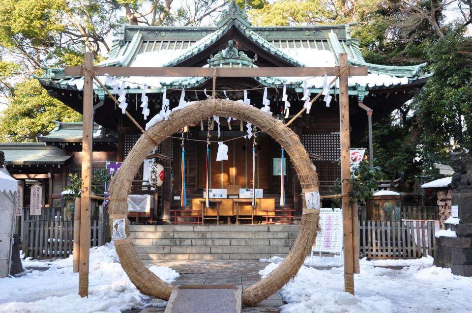 出世ができる神社でパワー注入。東京23区内にある5つの出世稲荷神社 2番目の画像