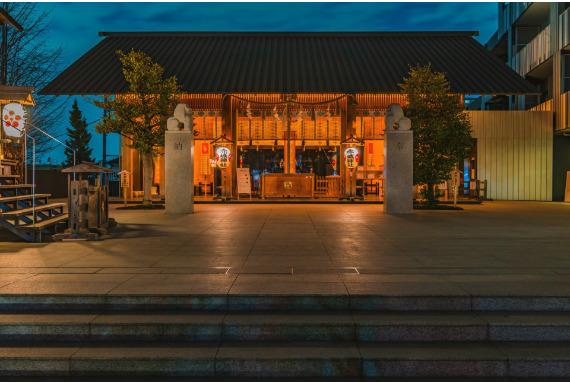 出世ができる神社でパワー注入。東京23区内にある5つの出世稲荷神社 5番目の画像