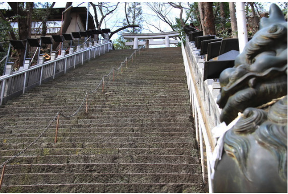 出世ができる神社でパワー注入。東京23区内にある5つの出世稲荷神社 6番目の画像