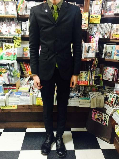 冬の冷たいビジネスマンの足元に「ブーツ」:スーツ×ブーツを履きこなすための取り扱い説明書 4番目の画像