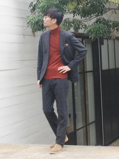 冬の冷たいビジネスマンの足元に「ブーツ」:スーツ×ブーツを履きこなすための取り扱い説明書 2番目の画像
