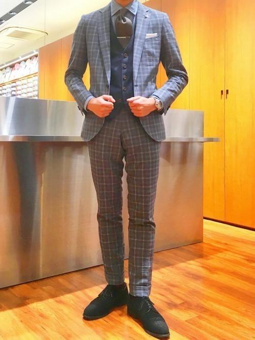 20代でも着こなせる「メンズスーツブランド」10選:若くてもカッコイイ「スーツ」を着たい 4番目の画像