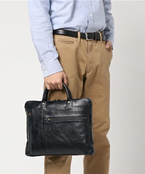 プライベートからビジネスまで使える、新年に欲しいレザーバッグを価格帯別にラインナップ! 4番目の画像