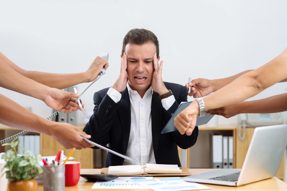 仕事でキャパオーバーになる原因と解決策5つ:忙しい人が注意すべき「キャパオーバー」の意味とは? 1番目の画像