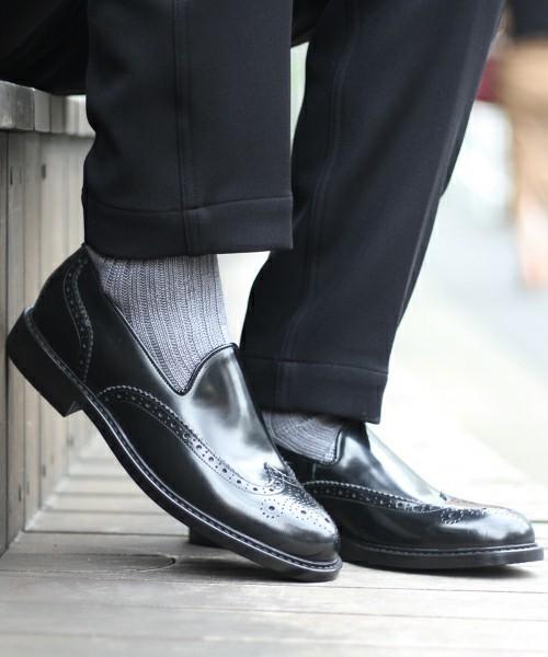 スーツ姿は「革靴」で決まる。おすすめのビジネスシューズ&失敗しない革靴の選び方 5番目の画像