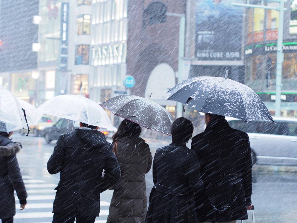 大雪で会社を遅刻するのはNG?「雪予報」のときの事前準備&会社への対応・連絡の仕方 2番目の画像