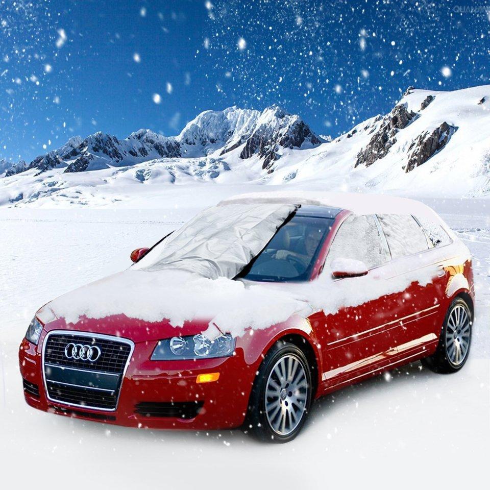 フロントガラスの氷が一瞬で溶ける!冬の車通勤を快適にするための便利なカーグッズ5選! 3番目の画像