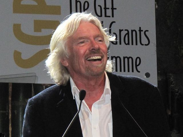 【書き起こし】ヴァージン社の創設者リチャード・ブランソンが語る「リーダーの絶対条件」 1番目の画像