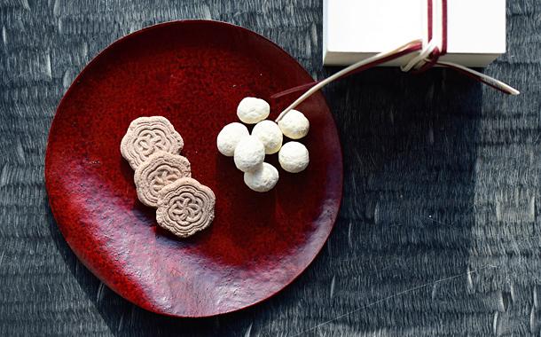 日本の心を残す雅やかな「和×洋」の調和:男性に喜ばれるセンスのいいバレンタイン和菓子4選 2番目の画像
