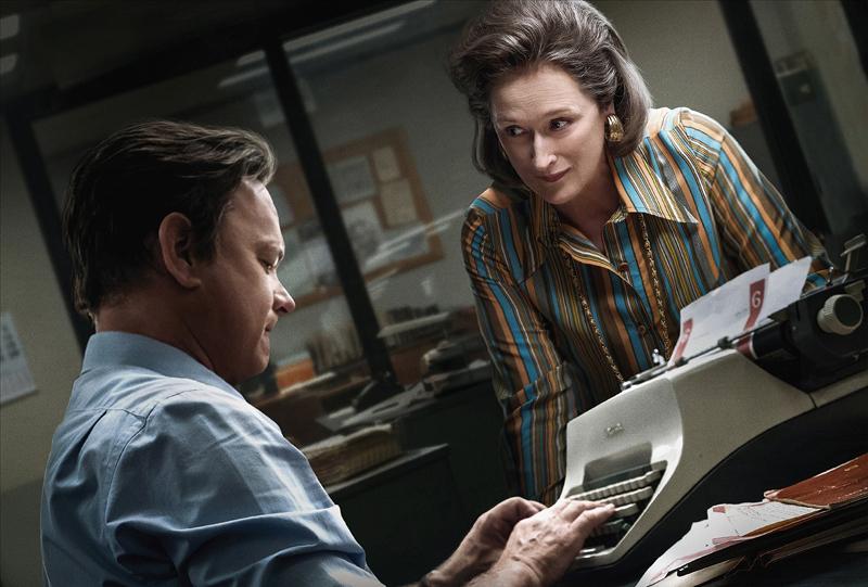 アカデミー賞レース第5弾|ジャーナリズムの在り方を問う「ペンタゴン・ペーパーズ╱最高機密文書」 1番目の画像