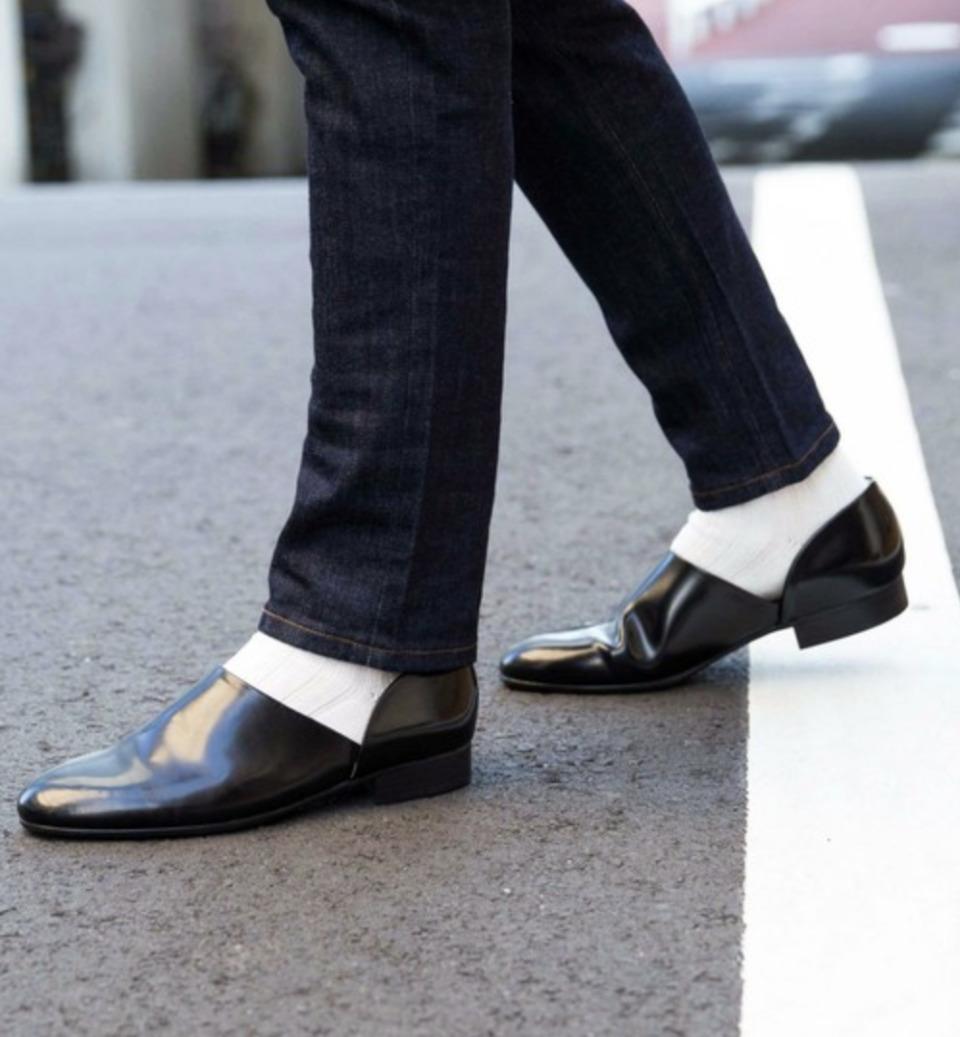 HARUTA「スポックシューズ」で革靴デビュー!着こなし力抜群な革靴の魅力を徹底解剖 1番目の画像