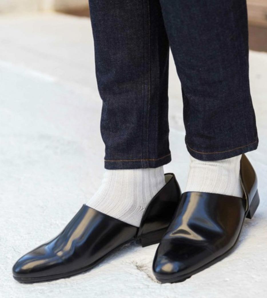 HARUTA「スポックシューズ」で革靴デビュー!着こなし力抜群な革靴の魅力を徹底解剖 10番目の画像