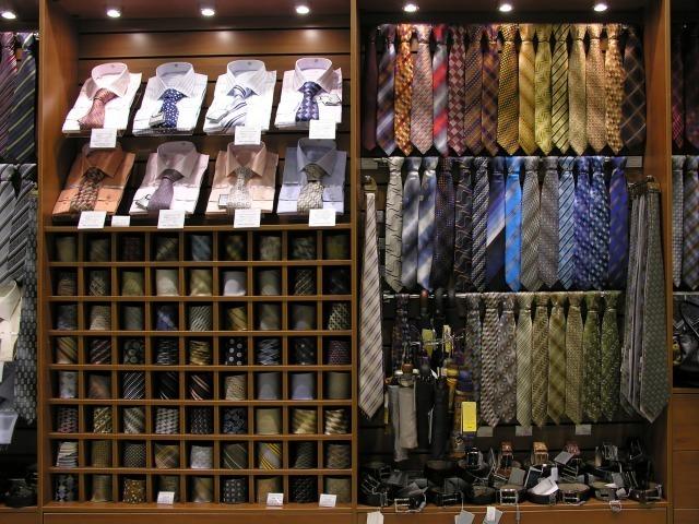 ネクタイの色に迷ったら、この色を身につけよう! 3番目の画像