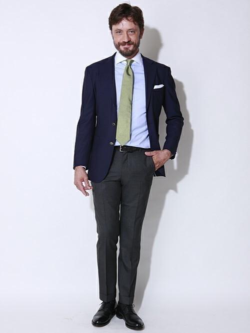 ネクタイの色に迷ったら、この色を身につけよう! 4番目の画像