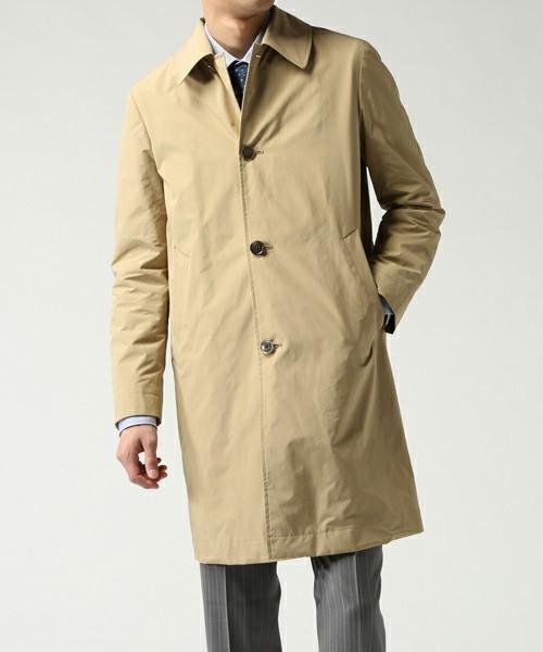 メンズスプリングコートの着こなし&着回せるコートを選ぶコツ【ビジネス兼用】 3番目の画像