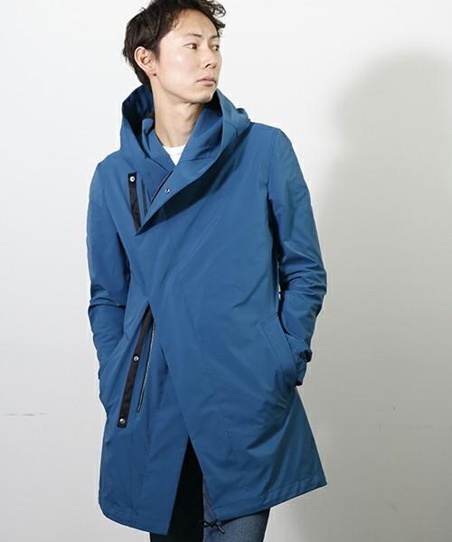 メンズスプリングコートの着こなし&着回せるコートを選ぶコツ【ビジネス兼用】 5番目の画像