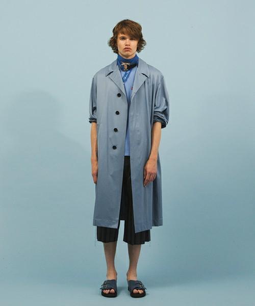 メンズスプリングコートの着こなし&着回せるコートを選ぶコツ【ビジネス兼用】 9番目の画像