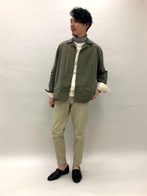 HARUTA「スポックシューズ」で革靴デビュー!着こなし力抜群な革靴の魅力を徹底解剖 13番目の画像