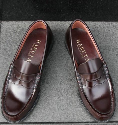 HARUTA「スポックシューズ」で革靴デビュー!着こなし力抜群な革靴の魅力を徹底解剖 2番目の画像