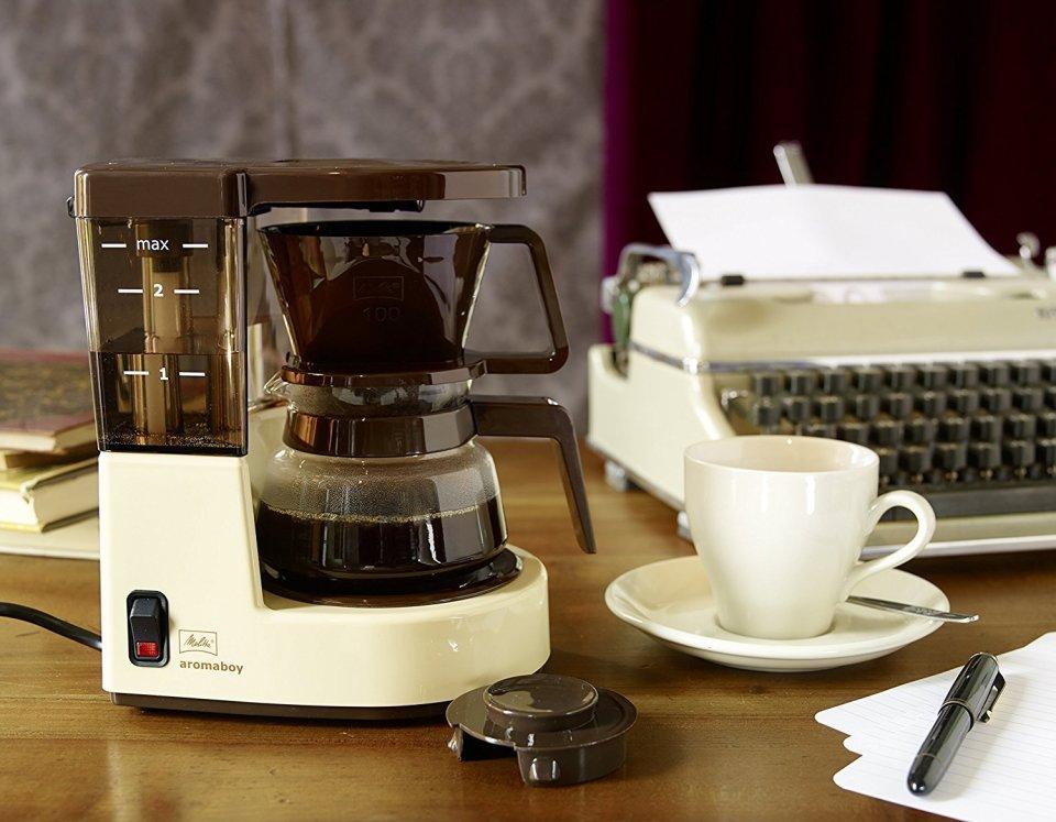 オシャレな1人用コーヒーメーカーおすすめ5選|一人暮らしの人へのプレゼントとしても最適 6番目の画像
