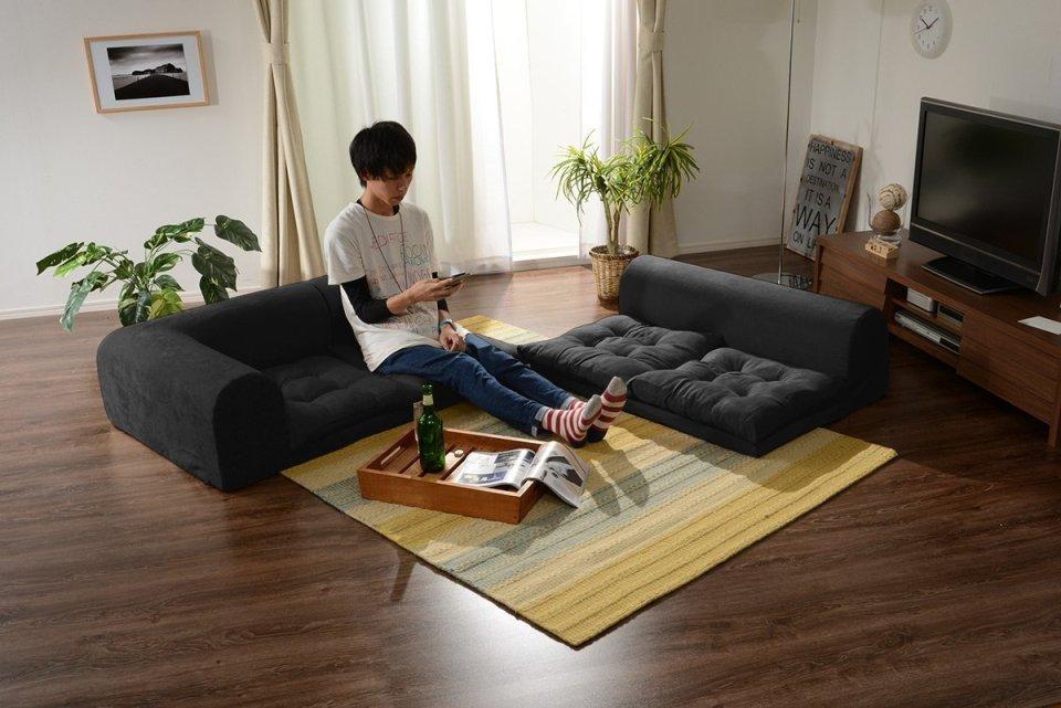 一人暮らしに最適なソファの種類とは? 圧迫感のないおすすめソファ4選 7番目の画像