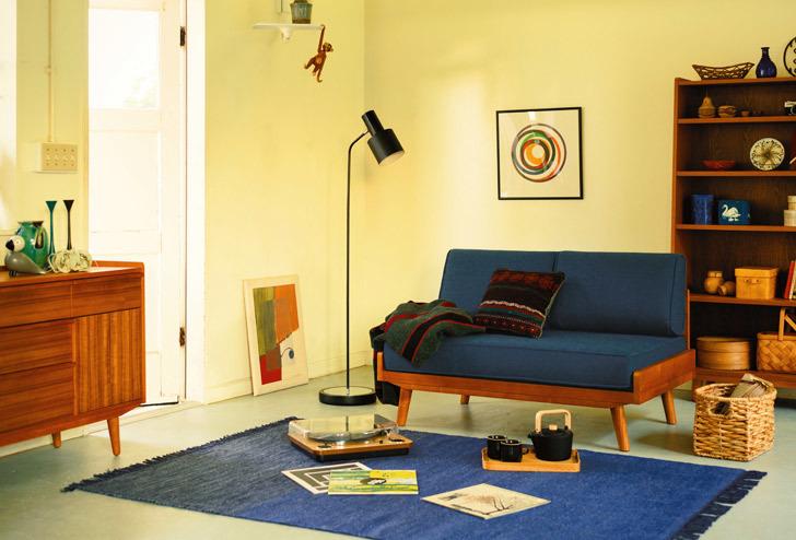 一人暮らしに最適なソファの種類とは? 圧迫感のないおすすめソファ4選 11番目の画像