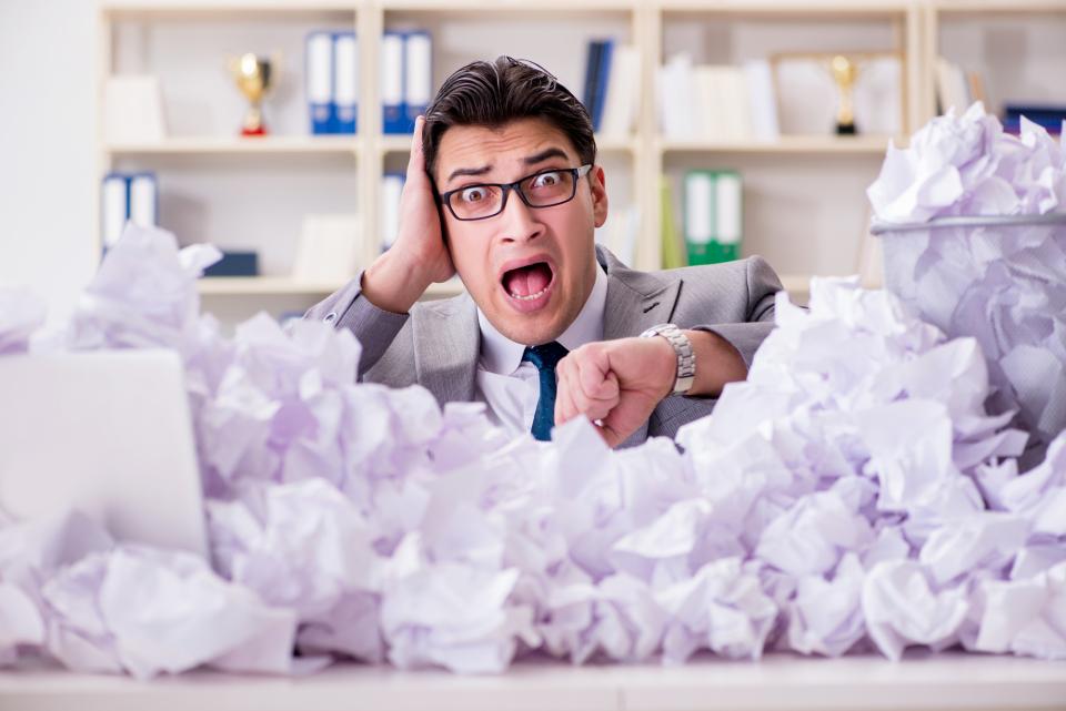 【落ち着く方法4選】「焦るな自分!」なんて念じるより効果的。仕事で焦った時に落ち着く方法 1番目の画像