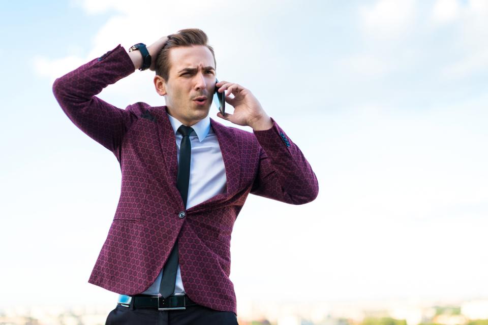 目上の人へ電話をかける時のビジネスマナー 1番目の画像