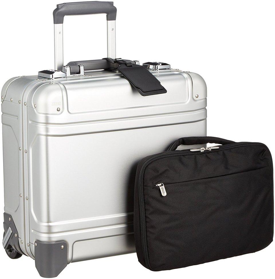 アルミ製スーツケース買うならこの3ブランドで決まり。男に愛される堅牢なスーツケースを厳選 4番目の画像