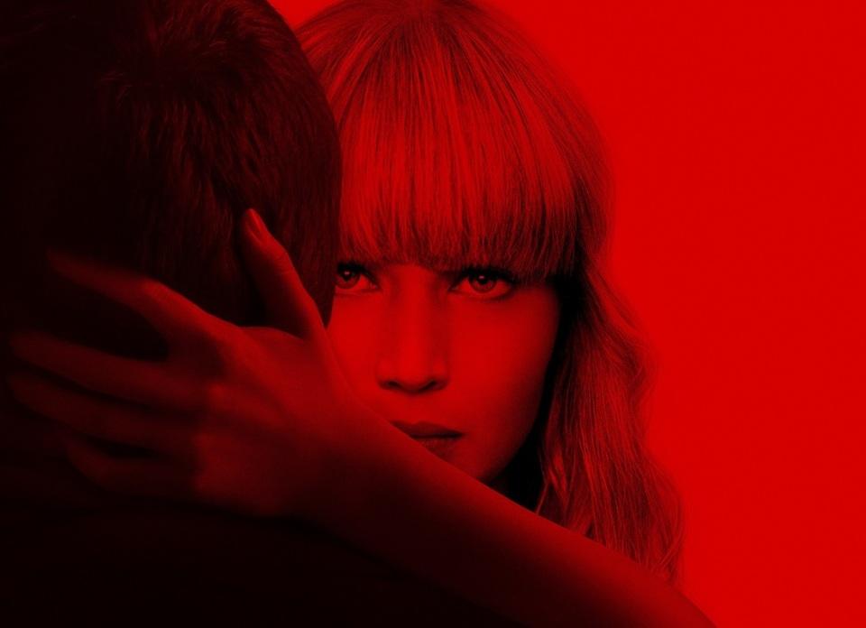 オスカー女優ジェニファー・ローレンスが初フルヌードに挑戦したスパイ映画「レッド・スパロー」 1番目の画像