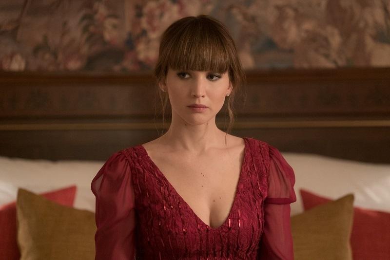 オスカー女優ジェニファー・ローレンスが初フルヌードに挑戦したスパイ映画「レッド・スパロー」 3番目の画像