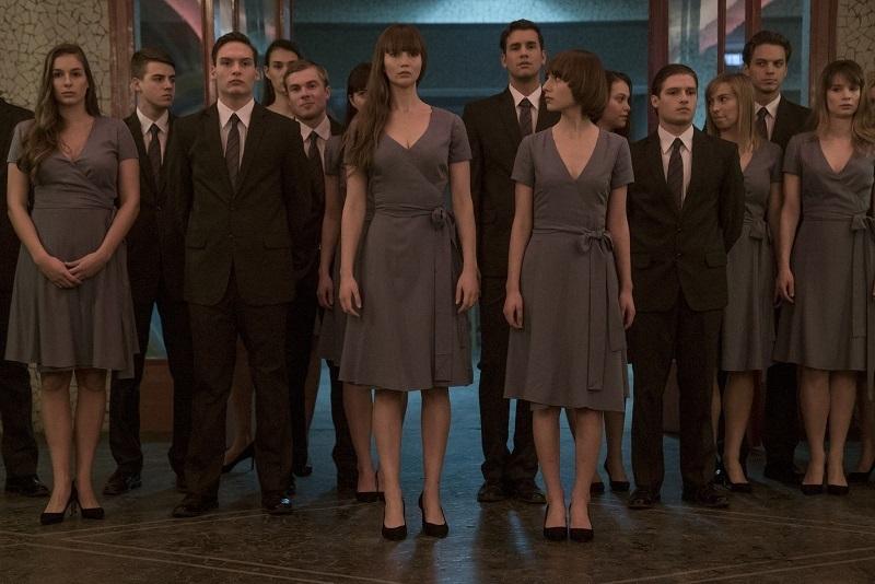 オスカー女優ジェニファー・ローレンスが初フルヌードに挑戦したスパイ映画「レッド・スパロー」 4番目の画像