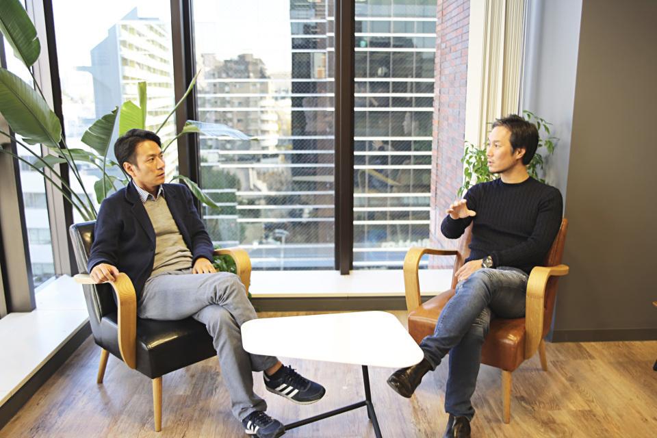 高松雄康×本間真彦 対談「オープンエイト創業の想いとこれから目指し求めていくこと」前編 1番目の画像