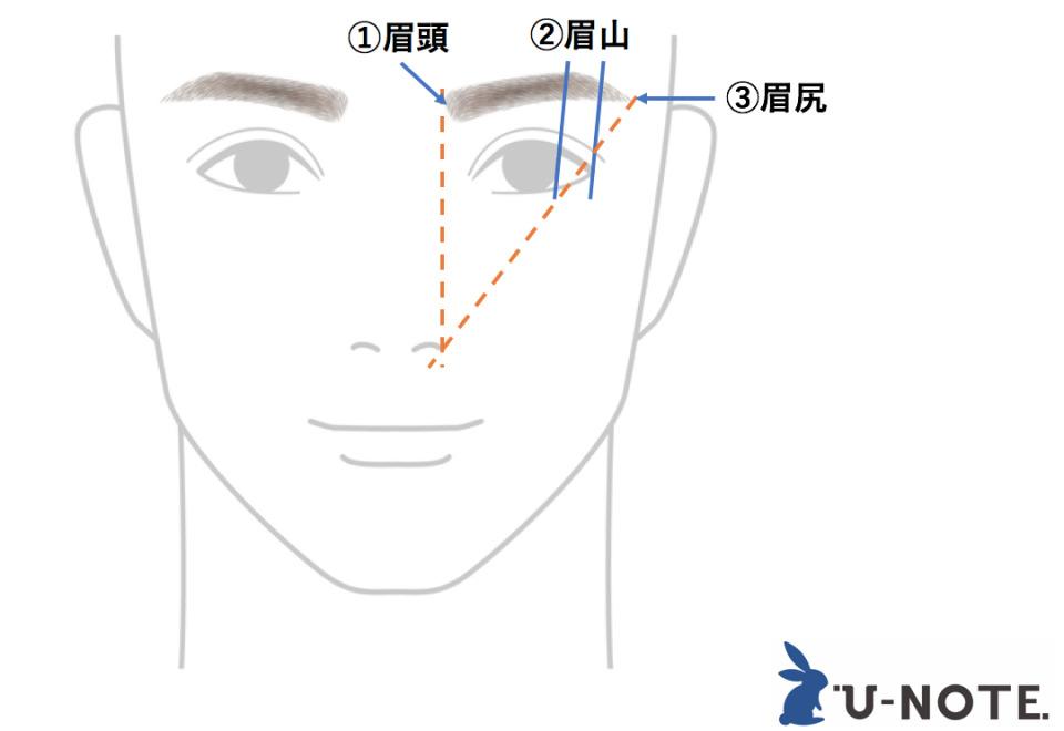 【眉毛の整え方】失敗しない男の眉毛カンタンお手入れ術&基本知識 11番目の画像
