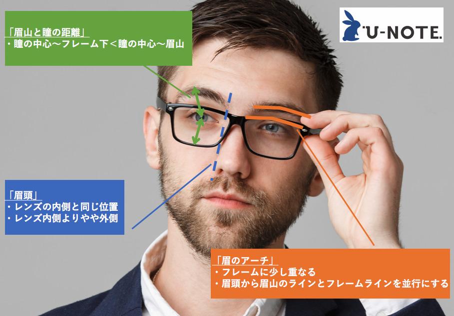 【眉毛の整え方】失敗しない男の眉毛カンタンお手入れ術&基本知識 12番目の画像