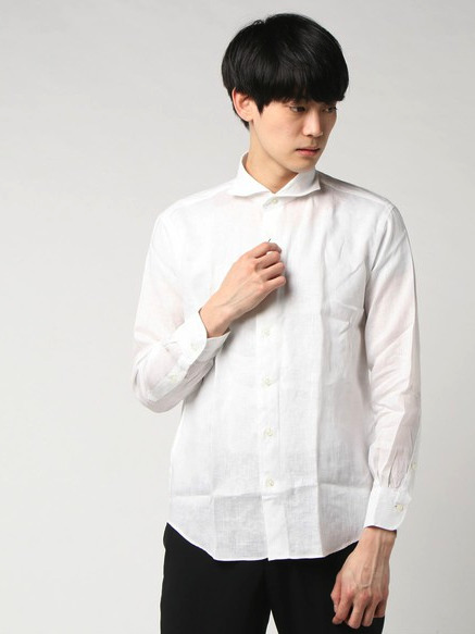 お洒落にシャツを着こなせるサイズ感はこれ!ジャストサイズなシャツを選ぶ4つのポイント 5番目の画像