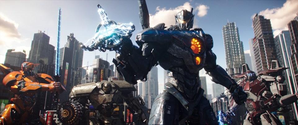 怪獣マニア&ロボットファン感涙「パシフィック・リム  アップライジング」決戦の地は東京! 1番目の画像