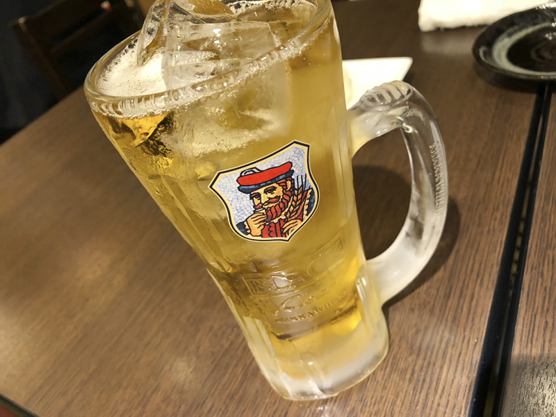 高円寺、アルコールコール。ミノ刺しと冷製レバーが食べれる牛専門店「牛八」 13番目の画像