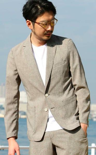 オンオフ使える大人の定番「セットアップ」:厳選5ブランドのおすすめアイテム&着こなし術 2番目の画像