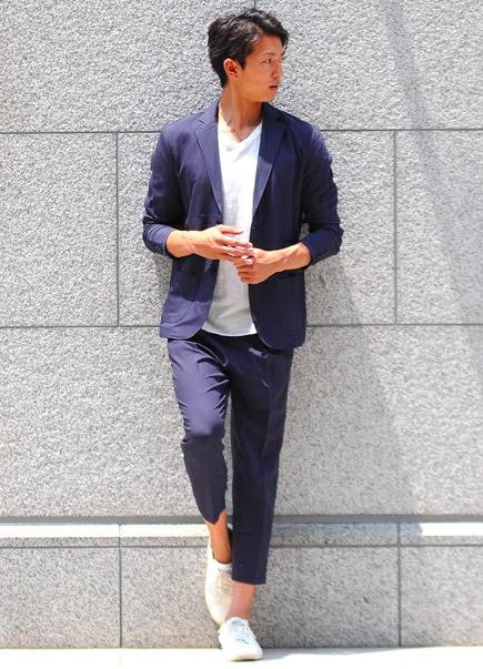 オンオフ使える大人の定番「セットアップ」:厳選5ブランドのおすすめアイテム&着こなし術 5番目の画像