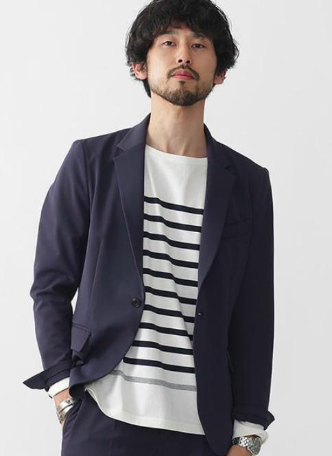 オンオフ使える大人の定番「セットアップ」:厳選5ブランドのおすすめアイテム&着こなし術 6番目の画像