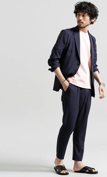 オンオフ使える大人の定番「セットアップ」:厳選5ブランドのおすすめアイテム&着こなし術 9番目の画像