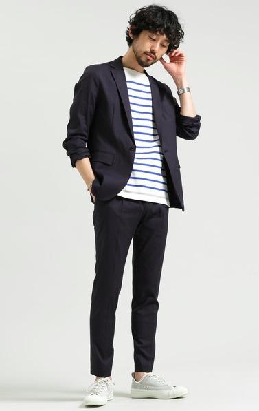 オンオフ使える大人の定番「セットアップ」:厳選5ブランドのおすすめアイテム&着こなし術 10番目の画像