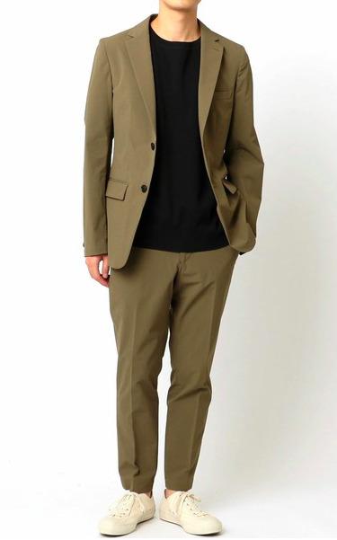 オンオフ使える大人の定番「セットアップ」:厳選5ブランドのおすすめアイテム&着こなし術 11番目の画像