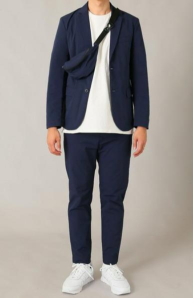 オンオフ使える大人の定番「セットアップ」:厳選5ブランドのおすすめアイテム&着こなし術 13番目の画像