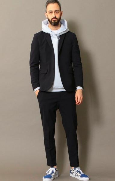 オンオフ使える大人の定番「セットアップ」:厳選5ブランドのおすすめアイテム&着こなし術 17番目の画像