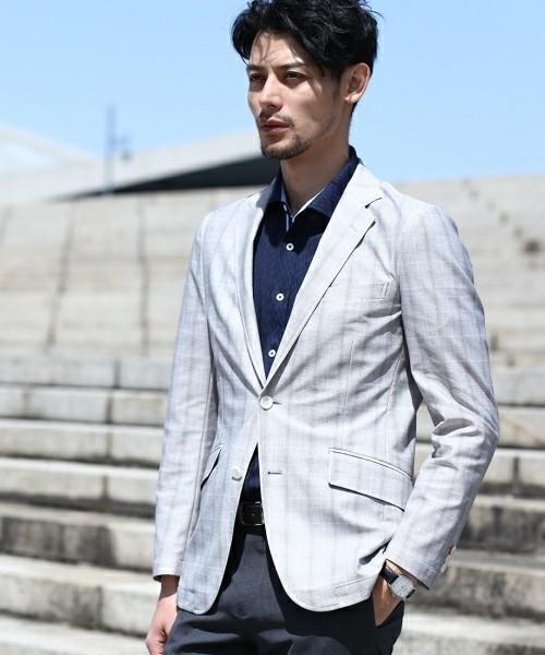【夏用スーツの選び方】猛暑を快適にする生地&夏用スーツおすすめ10選 2番目の画像